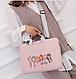 Сумка для ноутбука free and happy pink, фото 3
