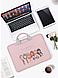 Сумка для ноутбука free and happy pink, фото 6