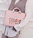 Сумка для ноутбука free and happy pink, фото 5