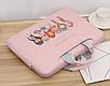 Сумка для ноутбука free and happy pink, фото 8