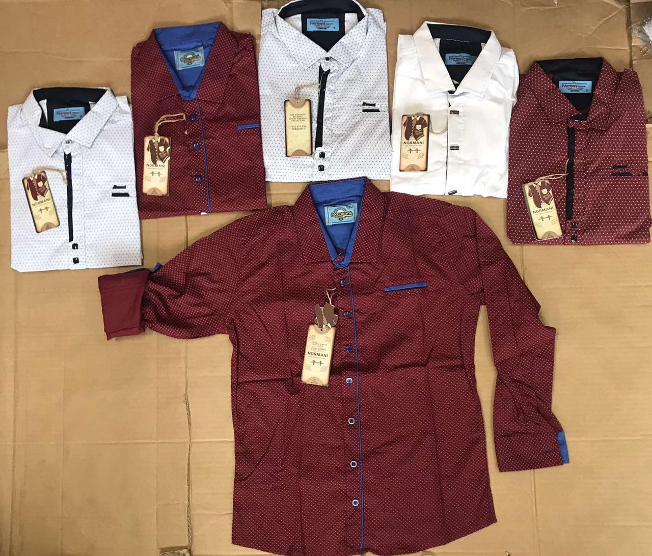 Рубашки для мальчиков 5-8 лет