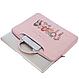 Сумка для ноутбука free and happy pink, фото 9