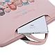 Сумка для ноутбука free and happy pink, фото 10