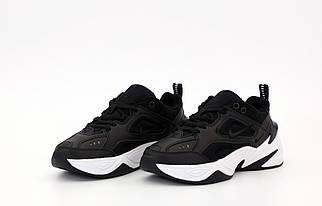 Чоловічі чорні Кросівки Nike M2K Tekno