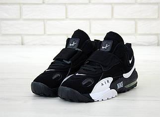 Чоловічі чорні Кросівки Nike Air Max Speed Turf