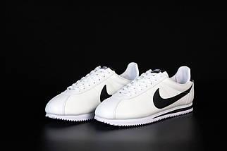 Чоловічі білі Кросівки Nike Cortez