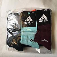 """Носки женские хлопковые Турция """"Adidas"""" реплика 36-40"""