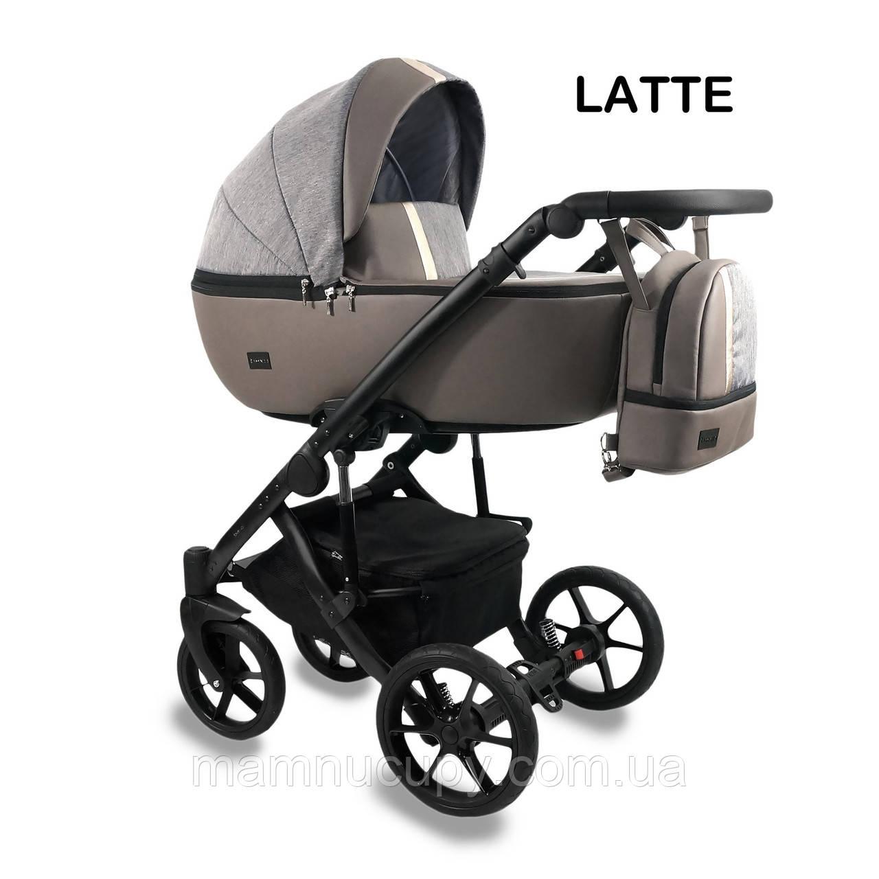 Дитяча універсальна коляска 2 в 1 Bexa Air Latte