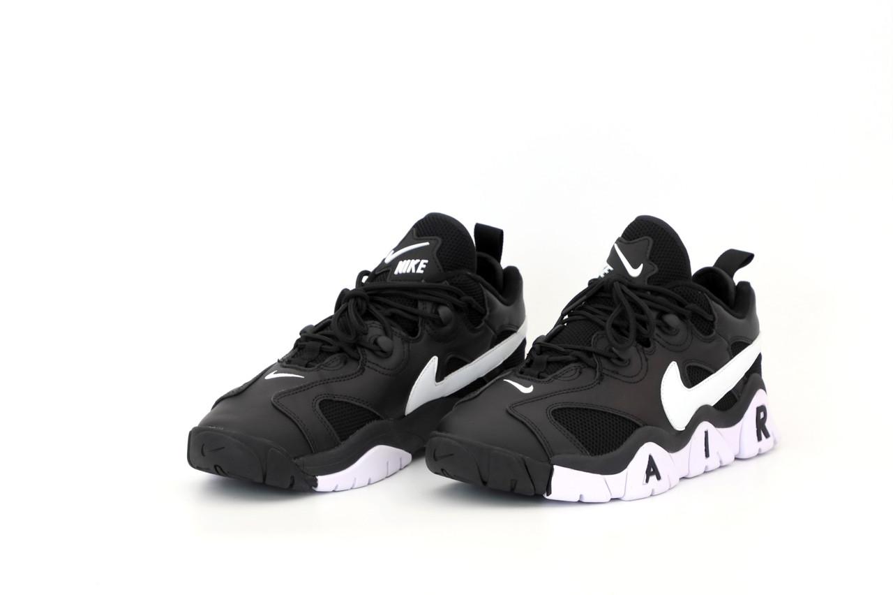 Чоловічі чорні Кросівки Nike Air Barrage