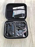 Квадрокоптер Дрон F86 Hd Wi-Fi с камерой 4K складной, фото 8
