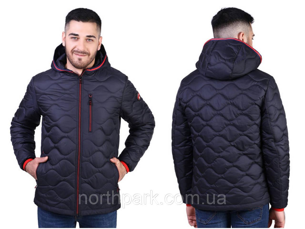 Молодіжна чоловіча демісезонна куртка Norway 050