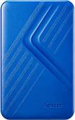 """Жорстку зовнішній диск USB Apacer 3.2 Gen1 AC236 2TB 2,5"""" Синій"""