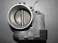 Б/у дроссельная заслонка электрическая Audi A3/Seat Leon/Volkswagen Golf IV 1.8T, 06A133062C, BOSCH 0280750036