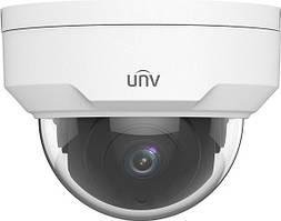 IP-видеокамера купольная Uniview IPC322SR3-DVPF28-C