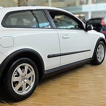 Молдинги на двері для Volvo C30 2006-2012