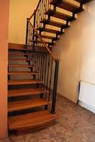 Лестницы модульные на второй этаж