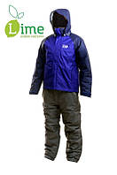 Зимний костюм Daiwa Rainmax Winter Suit Blue