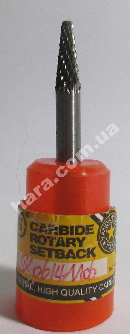 Фреза по металлу YDS ( S 6*6 мм)