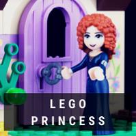 LEGO Принцессы Диснея