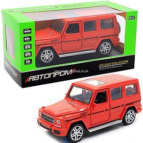 Игрушка машина модель Мерседес Бенц (Mercedes-Benz).Железные игрушечные машинки Гелендваген (Гелик) от