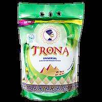 Порошок пральний безфосфатний «TRONA універсальний» 2 кг.