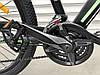 ✅ Гірський Алюмінієвий Велосипед 26 Дюйм 901 Рама 15 Чорно-Салатовий ORIGINAL SHIMANO, фото 2
