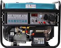 Бензиновый генератор Konner&Sohnen KS 7000 Е ATS