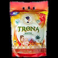 Порошок пральний безфосфатний «TRONA sensitiv» 2 кг.
