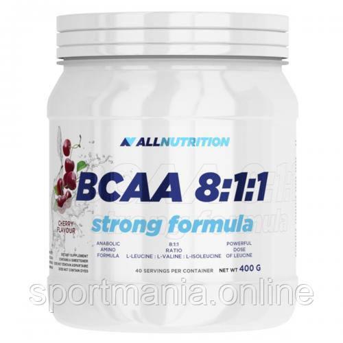BCAA 8-1-1 Strong Formula - 400g Lemon