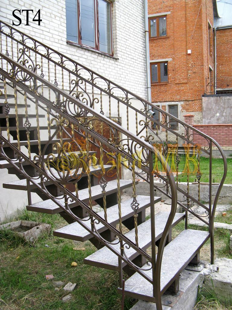 Лестницы внешние