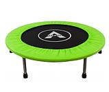 Мини батут комнатный для прыжков и фитнеса Атлето 102 см для детей и взрослых, батут для джампинга, фото 7