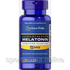 Melatonin 5 mg - 120tabs