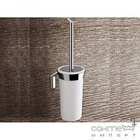 Аксессуары для ванной комнаты Gedy Ершик настенный Gedy Karma 3533-02-03 цвет белый