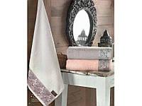 Полотенце ARYA (Турция) Maxi Chalin хлопок 70x140 см. 1150862