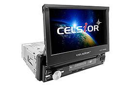 """2DIN мультимедийный центр с 7"""" TFT сенсорным дисплеем Celsior CST-1900M GPS"""