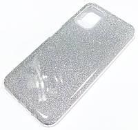 Чохол силіконовий Shiny з блискітками для Huawei P40 lite