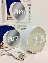 Настільний электроный годинник VST-6505/5427 Mirror (100 шт/ящ)
