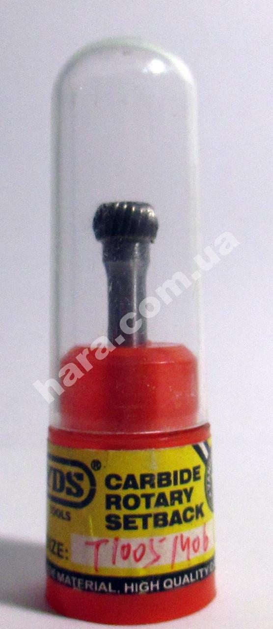 Фреза по металлу YDS ( Т 6*10 мм)