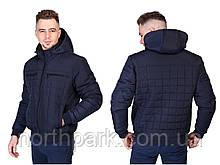Молодіжна чоловіча демісезонна куртка з поясом Norway 021