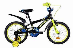 Велосипед детский 16 дюймов Formula FURY 2021