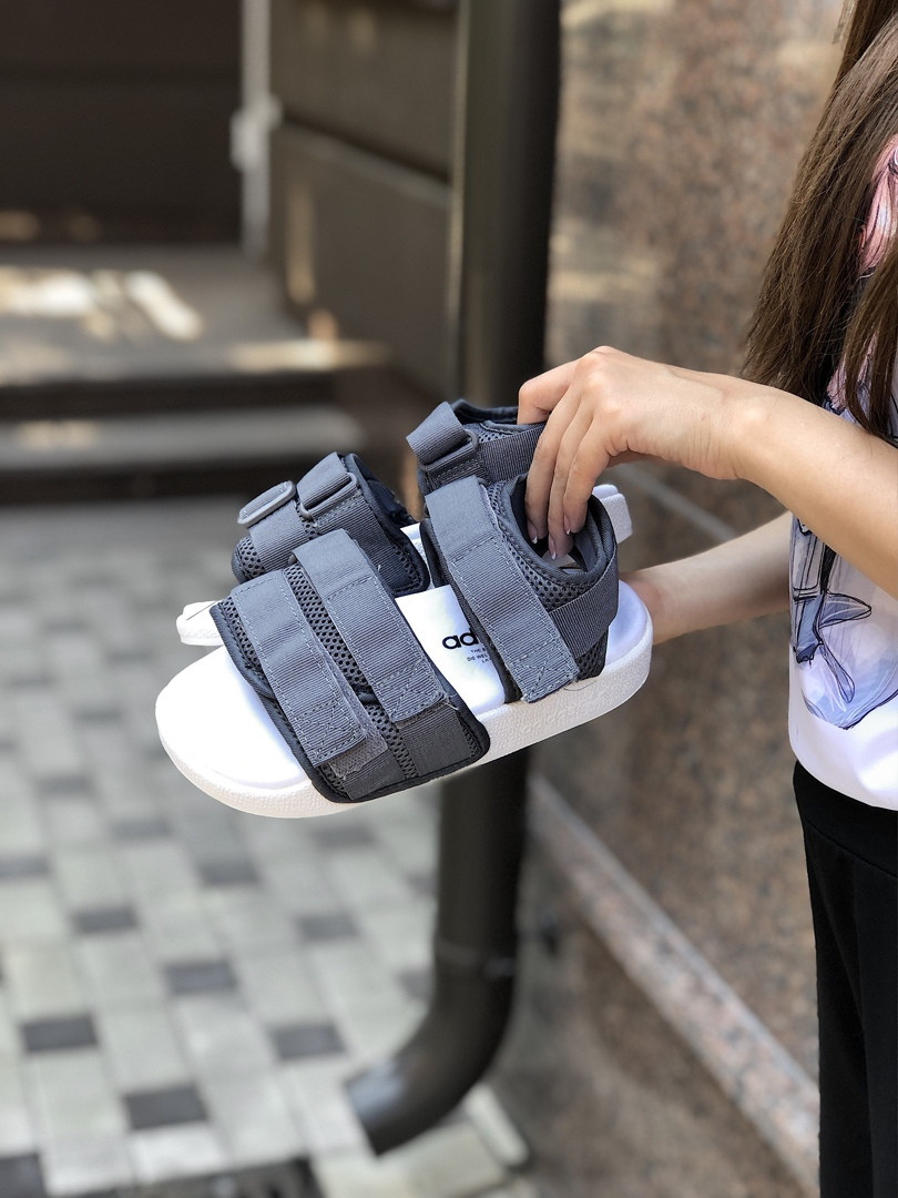 Женские сандали Adidas Sandals Grey White