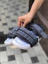 Женские сандали Adidas Sandals Grey White, фото 2
