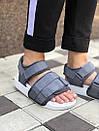 Женские сандали Adidas Sandals Grey White, фото 4