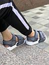 Женские сандали Adidas Sandals Grey White, фото 6
