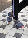 Женские сандали Adidas Sandals Grey White, фото 7