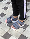 Женские сандали Adidas Sandals Grey White, фото 8
