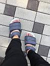Женские сандали Adidas Sandals Grey White, фото 9