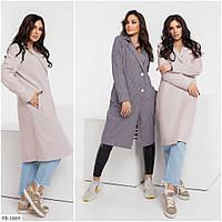 "Кашемірове Пальто жіноче модель: 20042 (42, 44, 46, 48) ""NOBILITAS"" недорого від прямого постачальника"