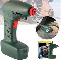 Автомобильный компрессор для подкачки колес Air Dragon 12v, электрический насос в машину от 12вольт