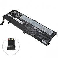 Аккумулятор для ноутбука Lenovo L18S3P71 (ThinkPad T590, T15 Gen 1, P15s Gen 1) 11.52V 4950mAh 57Wh Black